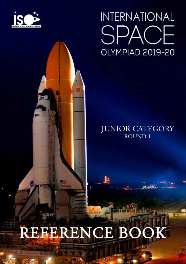 ISO Previous Year  (2019 – 20) Reference Book for Round 1 – Junior Category